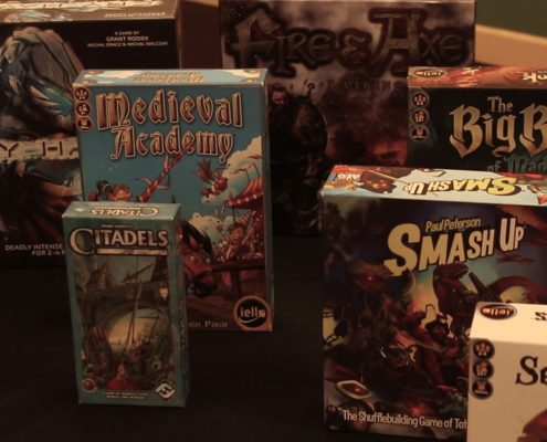 B-Con Denver 2016 Tabletop Events