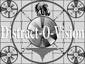 Distract-O-Vision Logo