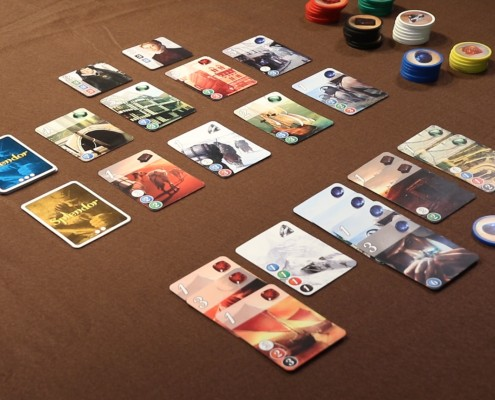 Splendor Frame Board