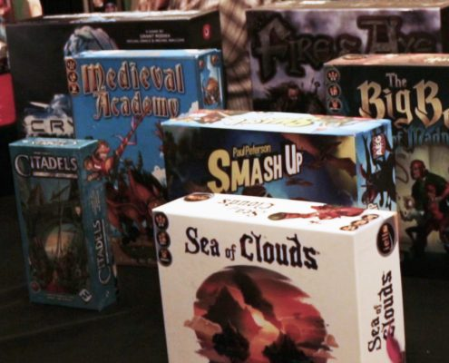 B-Con 2016 Boardgamers League
